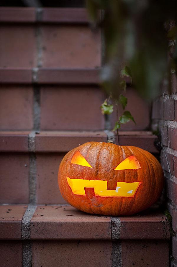 c mo decorar una calabaza de halloween