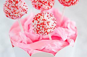Cómo decorar cake pops