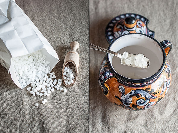 El azucar tipos y usos