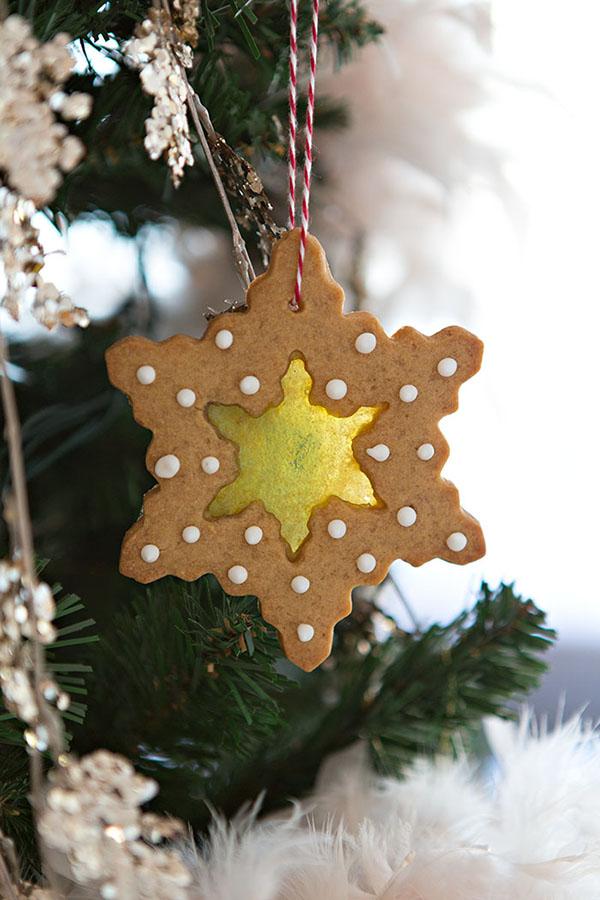 Galletas Para Decorar El árbol De Navidad Blog De Recetas De Repostería María Lunarillos