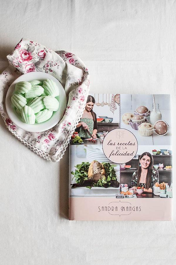 Las recetas de la felicidad, de Sandra Mangas