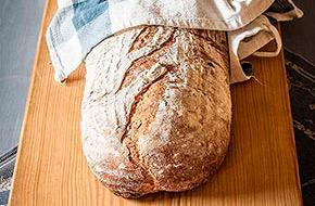 Receta de pan en banetón. Sorteo