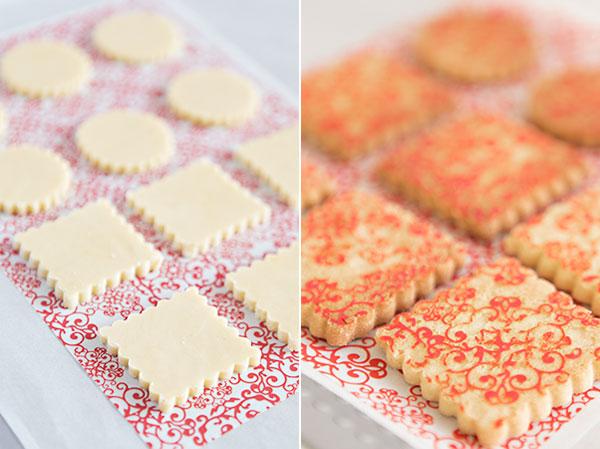 Cómo decorar galletas con transfer
