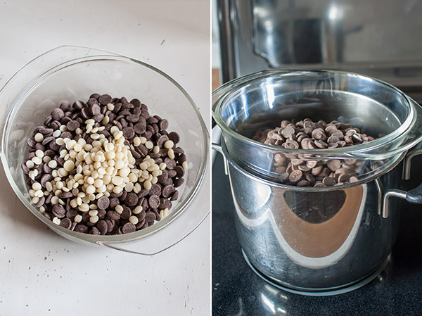 Cómo atemperar chocolate