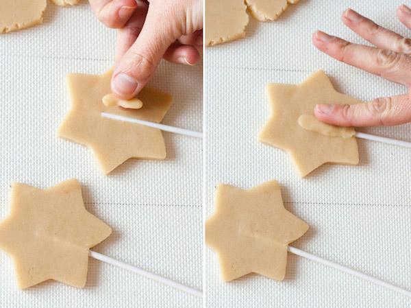 como hacer galletas con palo