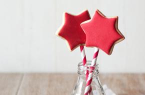 Cómo hacer galletas con palito