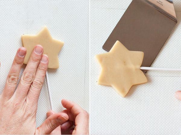 galletas con palo