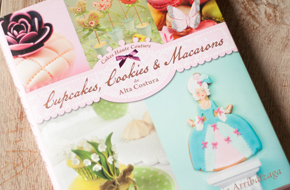 Cupcakes, Cookies y Macarons de Alta Costura, de Patricia Arribálzaga
