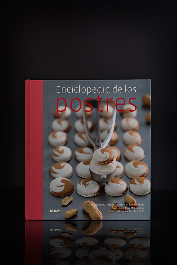 Enciclopedia de los postres