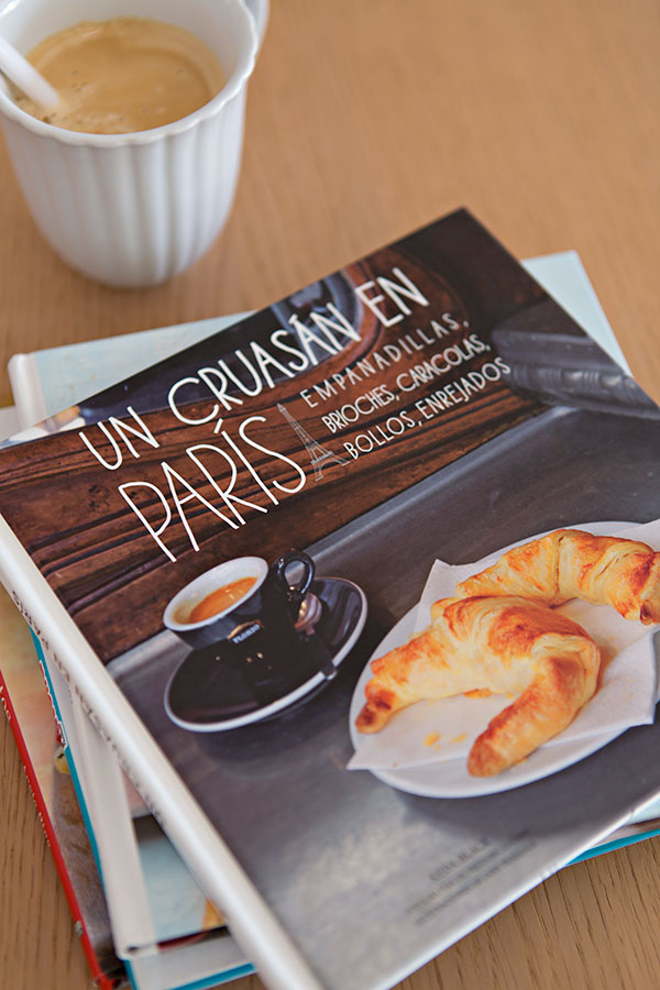 Un cruasán en París