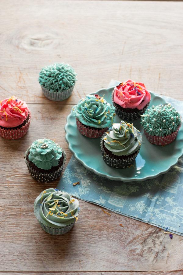 cupcakes formas