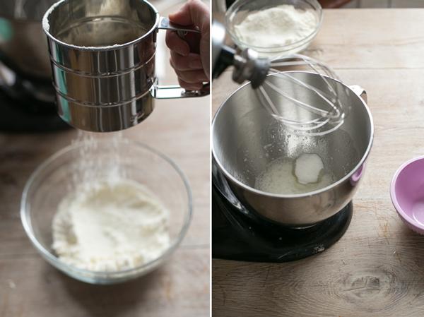 merengue macarons
