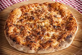 Cómo hacer una pizza casera en el grill del horno