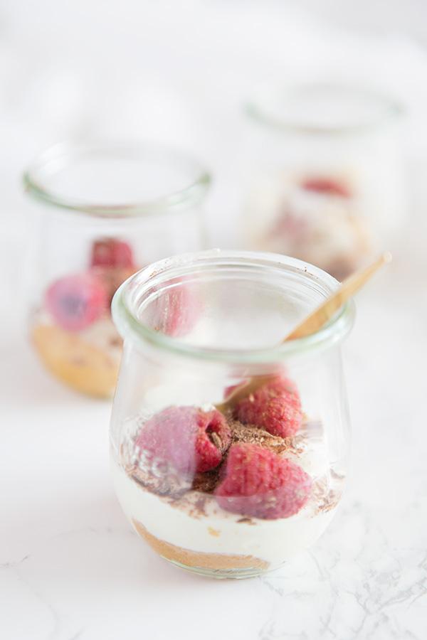 Triflé de limoncello
