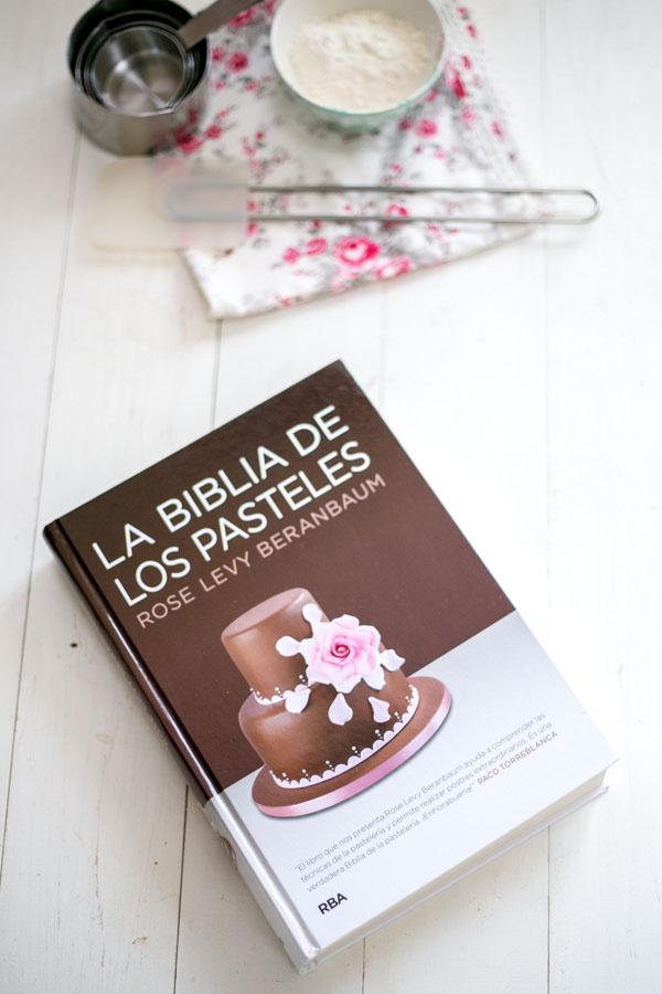 la biblia de los pasteles libro
