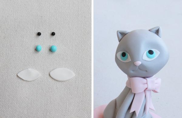 Cómo modelar un gatito paso a paso