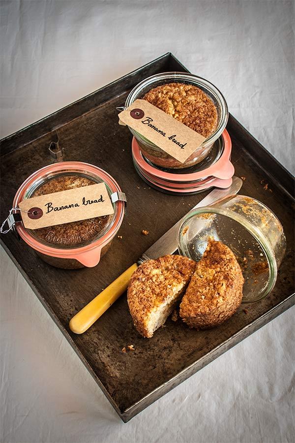 Cómo hacer un bizcocho en un tarro - Blog de recetas de repostería | María Lunarillos