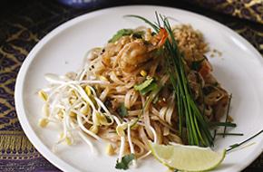 Cómo preparar un pad thai paso a paso