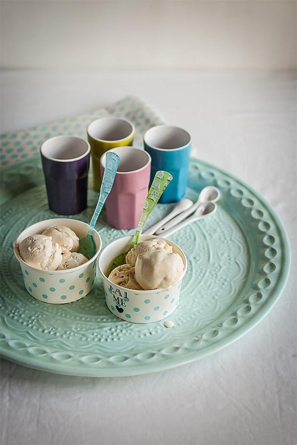 hacer bases de helado