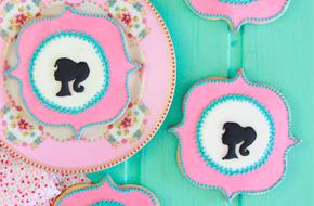 Cómo hacer un transfer con glasa real para decorar galletas