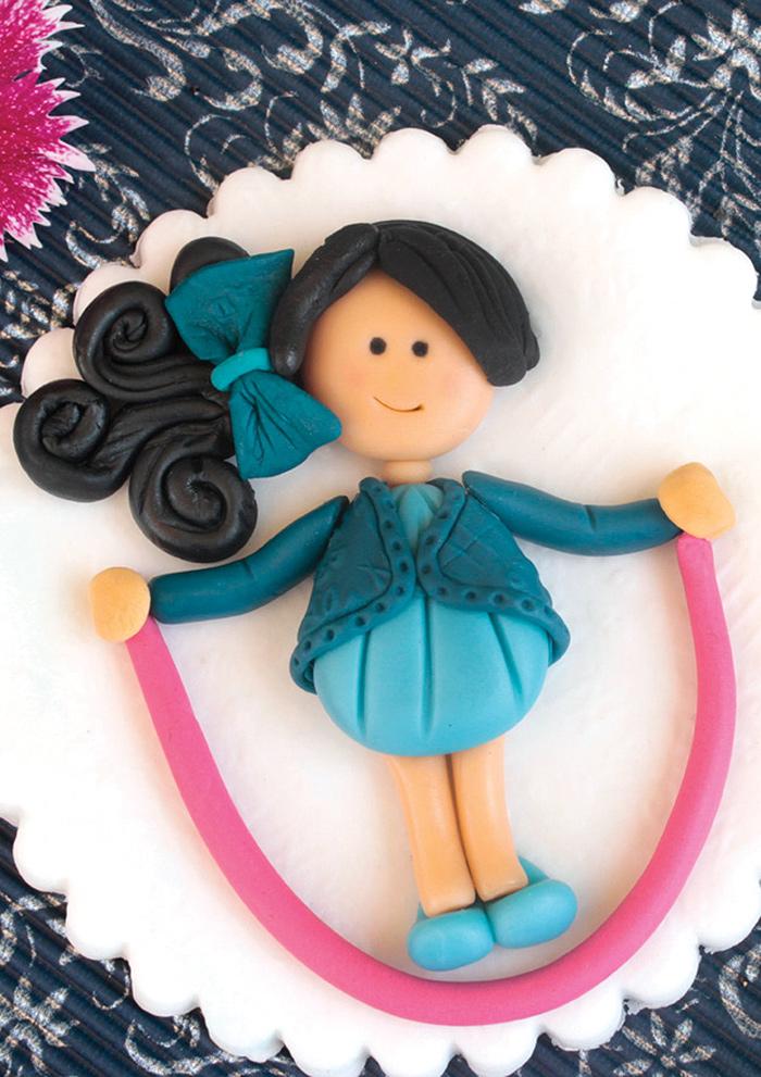 Muñeca saltarina