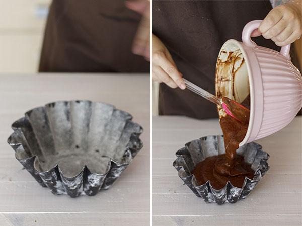 Tarta de castañas - Paso 10