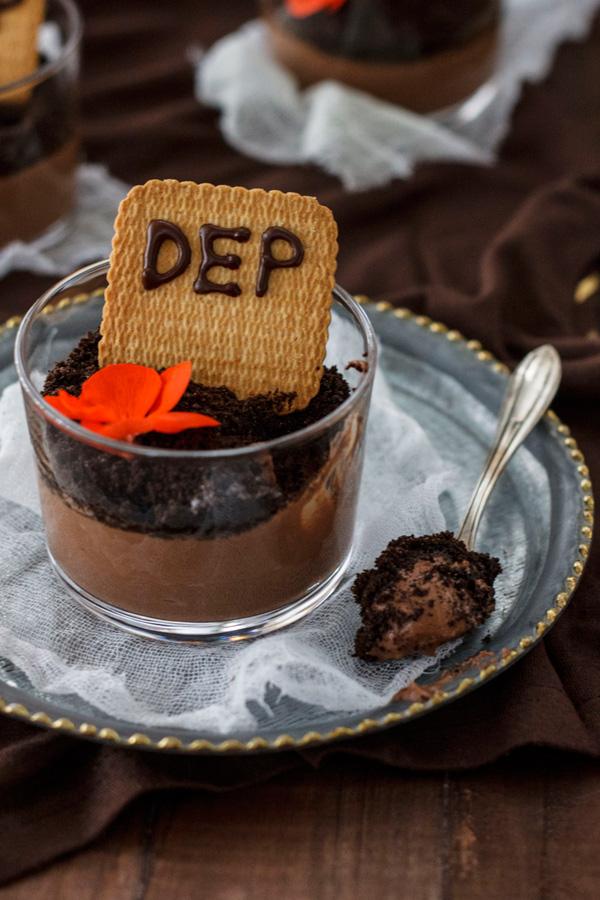 Tumbas de chocolate