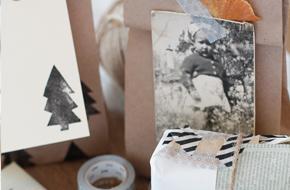Cuatro ideas originales para envolver regalos