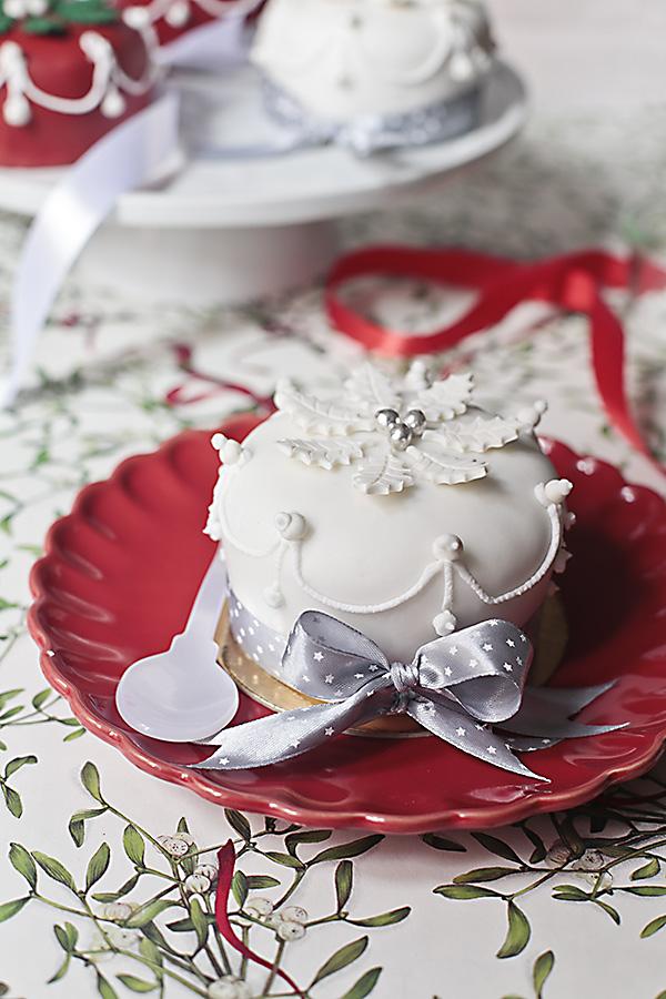 pastelitos ingleses de Navidad