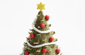 Modelado paso a paso de un árbol de Navidad