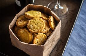 Receta de galletitas saladas