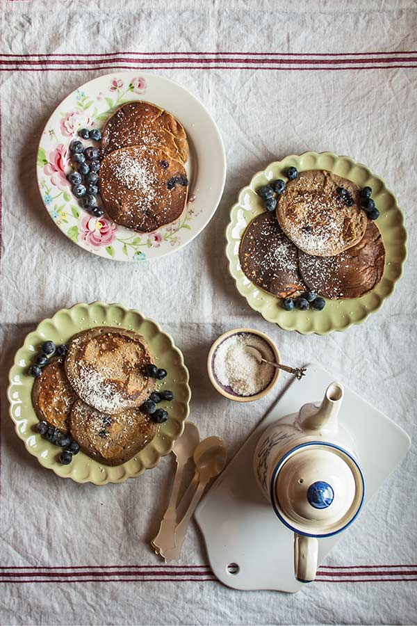 tortitas de platano