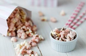 Cómo hacer palomitas de caramelo