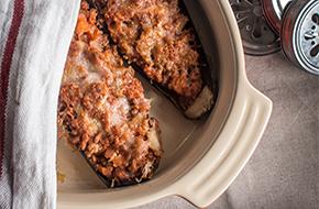 Cómo hacer berenjenas rellenas de carne paso a paso