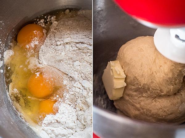 pan brioche de torrijas