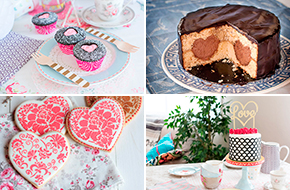 Las mejores recetas para el día de San Valentín