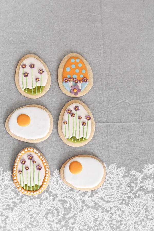 galletas huevo de pascua 2