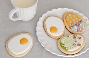Cómo hacer galletas decoradas para Pascua