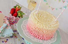 Vídeo-receta: tarta de cava y fresas