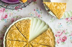 Galletas de limón y mantequilla paso a paso