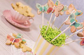 Vídeo-receta: galletas mariposa