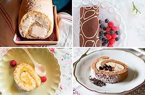 Seis recetas de brazo de gitano ¡espectaculares!