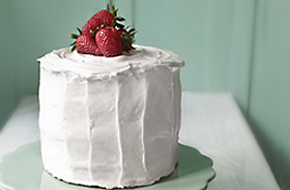 Receta de tarta de fresas y nata paso a paso