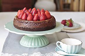 Cómo hacer un cheesecake de chocolate paso a paso