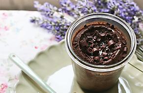 Cómo hacer flan de chocolate
