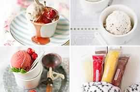 Recetas de helados, polos y sorbetes para todos