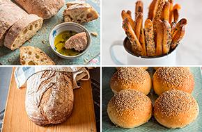 Las mejores recetas de pan casero