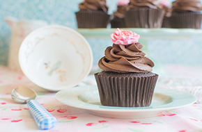 Vídeo-receta: cupcakes de chocolate