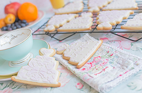 Vídeo-receta: galletas decoradas con stencils