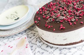 Vídeo-receta: tarta de stracciatella